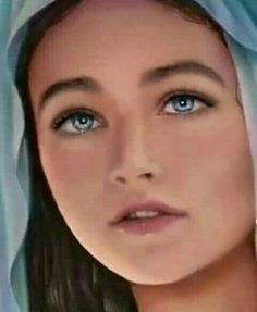 And she pondered these things in her heart Blessed Mother Mary, Divine Mother, Blessed Virgin Mary, Religious Photos, Religious Art, Madonna, Hail Holy Queen, Olivia Hussey, Spiritual Images