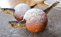 デンマークにクルクルパー全開のパンが売っているwww