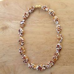 Amber-Necklace-Genuine-Baltic-Amber-Jewellery-Unique-One-Off-Multi-Coloured