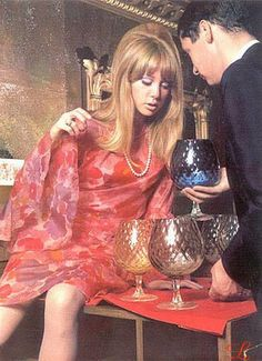Sixties Pattie Boyd