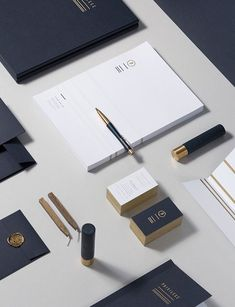 Privilege – Luxurious Corporate Identity by Studio for brands