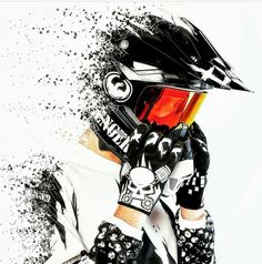 for enjoyment For your viewing enjoyment I ve created a collect Moto Enduro, Moto Bike, Motorcycle Bike, Motorcycle Quotes, Art Moto, Motocross Tattoo, Moto Wallpapers, Bike Tattoos, Dirt Bike Tattoo