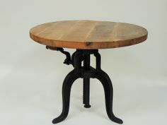 Vintage Table, Rustic Design, Furniture Design, Dining Table, Home Decor, Decoration Home, Room Decor, Dinner Table, Dining Room Table