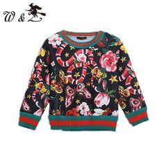 Высокое качество 2016 новая взлетно-посадочная полоса рубашка женская старинные печатные кофты D0823