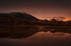 Valle Ucanca, Parque Nacional del Teide