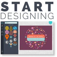 Great design website, create blog buttons, Facebook images and more. Very helpful tools even for the design impaired!
