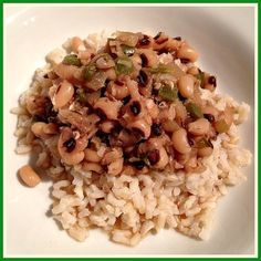 Black Eyed Peas Nutrition Facts & Benefits