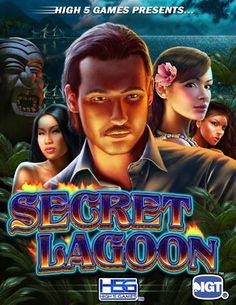Secret Lagoon - Slot Game by H5G