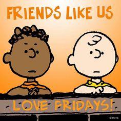Franklin & Charlie Brown