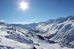 Obergurgl-Hochgurgl ski area in the Ötztal Valley, Tyrol : doorstep skiing in Obergurgl - two cable cars just outside, in-house ski hire Ski Hire, Ski Holidays, Hotel S, Natural Wonders, Alps, Places Ive Been, Skiing, Traveling, Seasons