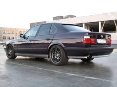 Love these wheels! Alfa 164, Bmw E38, Bavarian Motor Works, Old School Cars, Bmw 5 Series, Bmw Cars, Cars And Motorcycles, Cool Cars, Dream Cars