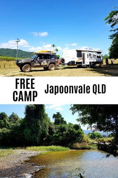 Japoonvale Rest Area (FREE Camping) in Far North Queensland. Near Mission Beach & Innisfail. Roadtrip Australia, Australia Tourism, Queensland Australia, Western Australia, Housing Jobs, Travel Oz, Fitness Motivation, Mission Beach, Holiday Places