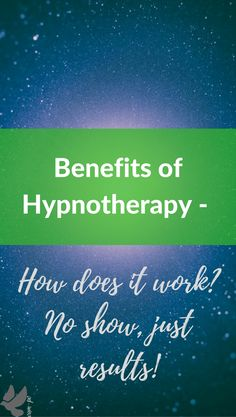 Who would have thought that chronic pain can be cured through hypnosis alone? Curious about hypnotherapy? Detailed experience here! - Gastritis Remedies