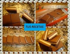 Photo by blanconegro sonidosysabores Popular Candy, Homemade Candies, Chocolate Recipes, Deserts, Drinks, Cooking, Chocolates, Food, Drink Recipes