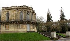 Domaine de Sceaux - Pavillon de Hanovre, via Flickr.