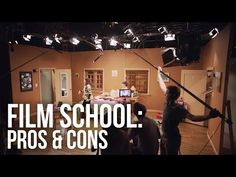 Is film school worth all the time and money? Here are some reasons why and why not.
