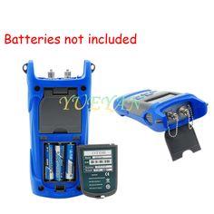 Optical Fiber Ranger OTDR Principle Tester Meter FTTx Network FTTH Tool Kit VFL | eBay