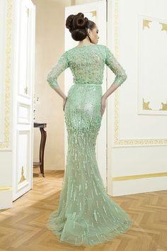 Glamorous Evening Dresses by Ali Al Khechen