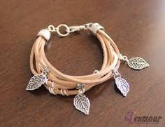 Discover recipes, home ideas, style inspiration and other ideas to try. Rope Jewelry, Leather Jewelry, Diy Jewelry, Beaded Jewelry, Jewelery, Jewelry Accessories, Handmade Jewelry, Jewelry Design, Jewelry Making