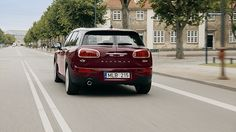 Sophisticated split doors look good from any angle. #MINI #Clubman