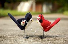 birds, fone de ouvido, ipod, love birds, mp3, music