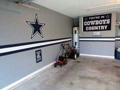 Cowboys garage