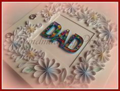 Quilling Me Softly: Tutorial: Quillography style symmetric flower