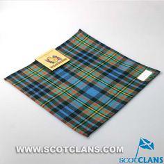 MacLellan Tartan Handkerchief