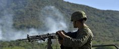 A Rising Drug Cartel Just Shot Down One Of Mexico's Military Helicopters JALISCO CARTEL