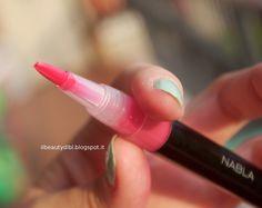 Il Beauty di Bi: Nabla - Liquid Tech Lip Color Legend