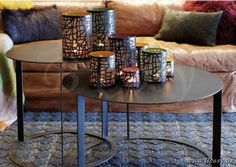 Lifestyle Rusty Coffee Table Metal L Decoration, Occasional Tables, Furniture, Home Decor, Boutique, Lifestyle, Coffee, Collection, Primitive Furniture