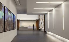 The Davenport Building – Sasaki Associates, Inc  Great lighting on the walls