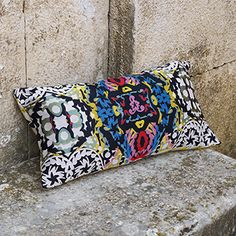 Christian Lacroix Souk Multicolore - Gorgeous Modern Cushion | Designers Guild UK