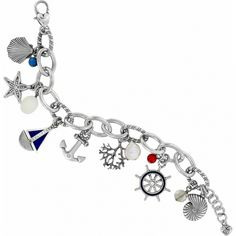 Brighton is known for its exquisitely crafted women's handbags, jewelry, and charms for bracelets, along with many other stylish accessories. Brighton Jewelry, Coastal, Charmed, Handbags, Stylish, Bracelets, Accessories, Women, Totes