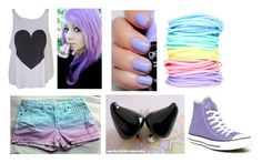 """""""READ THE D PLS!!!"""" by ironically-a-strider21 ❤ liked on Polyvore featuring Wildfox, Converse and ASOS"""