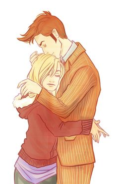 Miss them, Ten and Rose, Doctor Who, Rose Tyler, Billie Piper, David Tennant