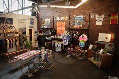 Northside Wheelers - Ten of the world's coolest bike shops