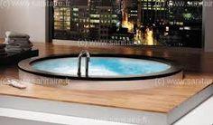 """Résultat de recherche d'images pour """"baignoire balneo 2 places avec rechauffeur"""""""