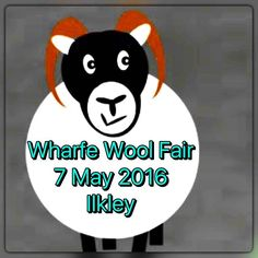 #wharfewool festival on in 10 days time. #yarngarden can't weight to get there. They've got a new venue in Ilkley this year - onwards and upwards. #whatsonyorkshire #ilkley #knit #crochet #weave #wool #skein #handdyed #handmade #dyed #make #artisan