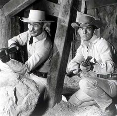 Lawman - Internet Movie Firearms Database - Guns in Movies, TV and Video Games Peter Brown Actor, Gary Clark, John Russell, Cowboy Up, Cowboy Boots, Tv Westerns, Old Movie Stars, Internet Movies, Western Movies