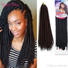 Cheap burgundy brown, Buy Quality extension crochet directly from China burgundy black Suppliers: Curlkalon synthetic crochet braiding hair extensions soft and natural Faux Locs twist black/brown/burgundy Curly Crochet Braids, Crochets Braids, Marley Twists, Goddess Locs, Faux Locs Styles, Dreadlocks, Black Women Hairstyles, Cut And Style, Braided Hairstyles