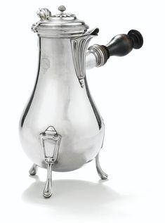 Chocolate Pots, Serveware, Decoration, Tea Set, Utensils, Decorative Bells, Milk, French, Paris
