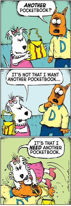 Lili and Derek Comic Strip on GoComics.com