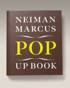 Pop-Up Book by AGAL at Neiman Marcus.