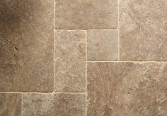 Travertine Flooring | Noce Travertine | Floors of Stone | Stone Tiles | The Good Floor Store