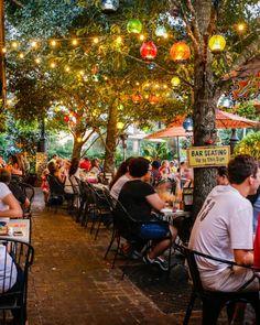 New Orleans Streets to Visit Lakeview Restaurant, Vegetarian Vietnamese, Jefferson Parish, Live Oak Trees, Pub Food, Us Road Trip, Central Business District, Brew Pub, Seafood Restaurant