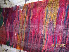 Saori weaving - Google Search
