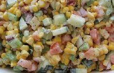 Recette - Salade fraîche de maïs