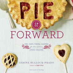 Pie It Forward - love this book.  I also LOVE the idea of Pie it Forward day - let's do it!