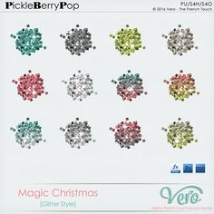 Magic Christmas [Glitter Style] By Vero